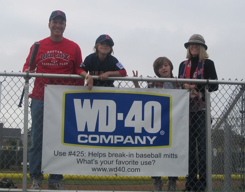 WD40Bannerand us